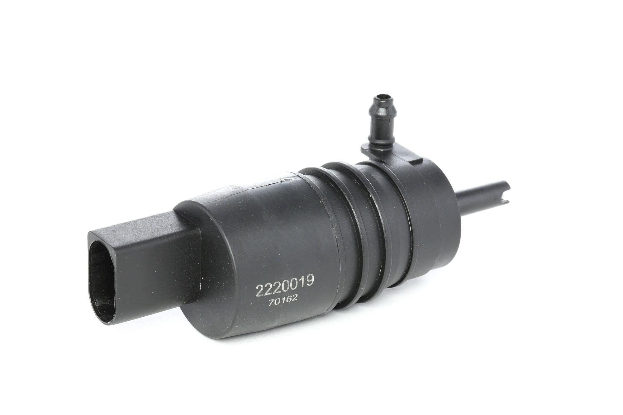 Wischwasserpumpe METZGER 2220019 Bewertung