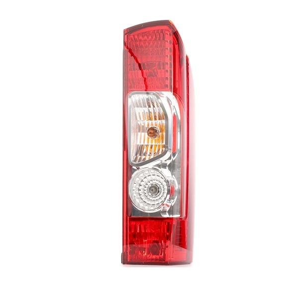 Luz trasera MAGNETI MARELLI 02015299900010 derecha, con portalámparas, P21W, P21/5W