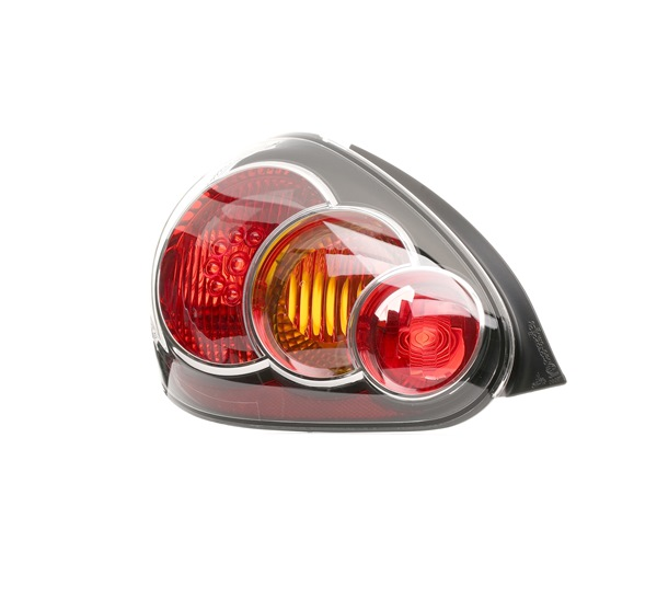 Rear lights MAGNETI MARELLI 000026170104504 Left, without lamp base
