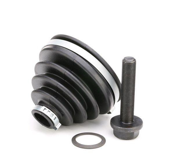 Faltenbalgsatz, Antriebswelle Innendurchmesser 2: 24mm, Innendurchmesser 2: 88mm mit OEM-Nummer 8D0 498 203C
