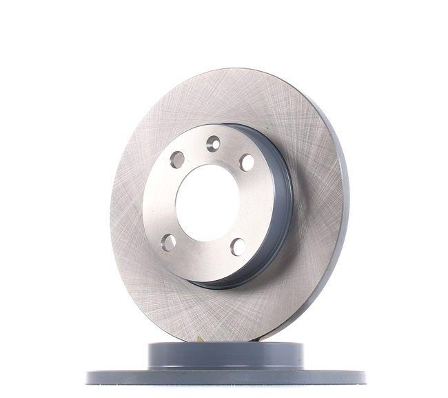 Bremsscheibe Bremsscheibendicke: 12mm, Ø: 239,0mm mit OEM-Nummer 841615301