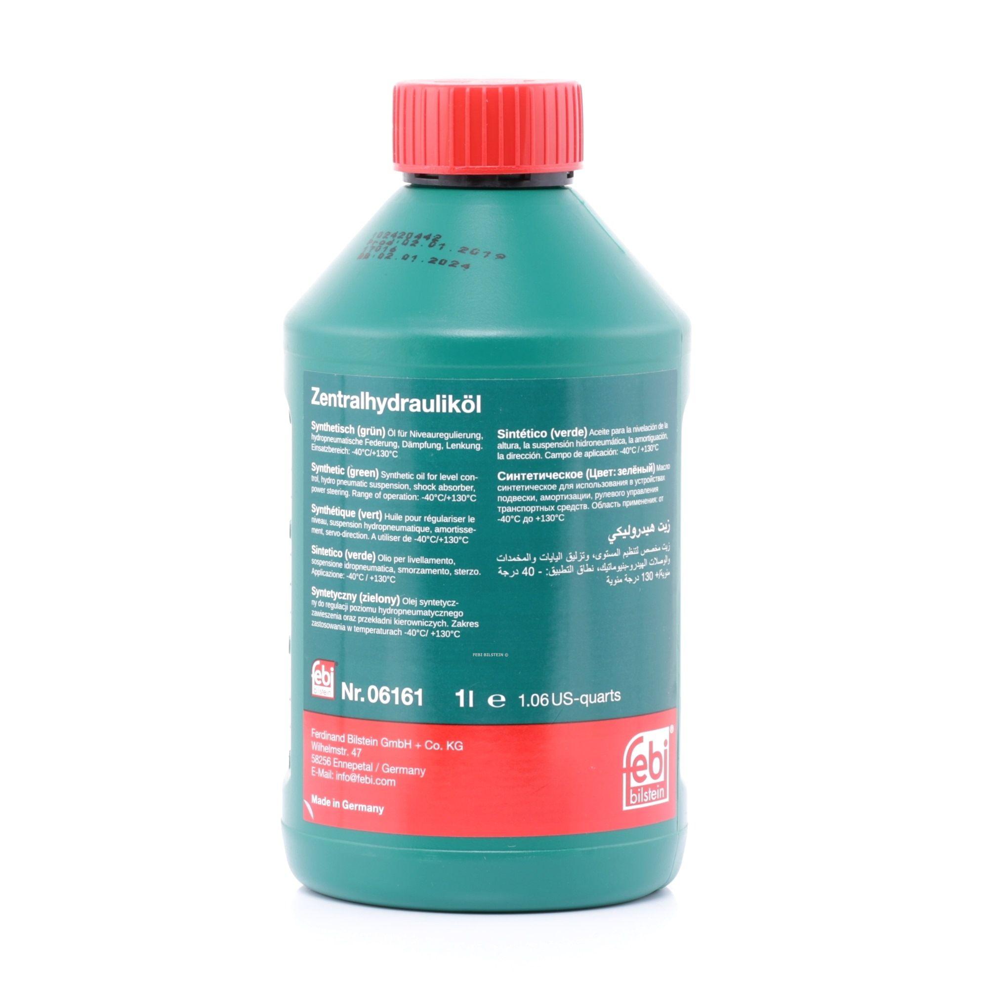 Hydrauliköl FEBI BILSTEIN WSSM2C204A Bewertung