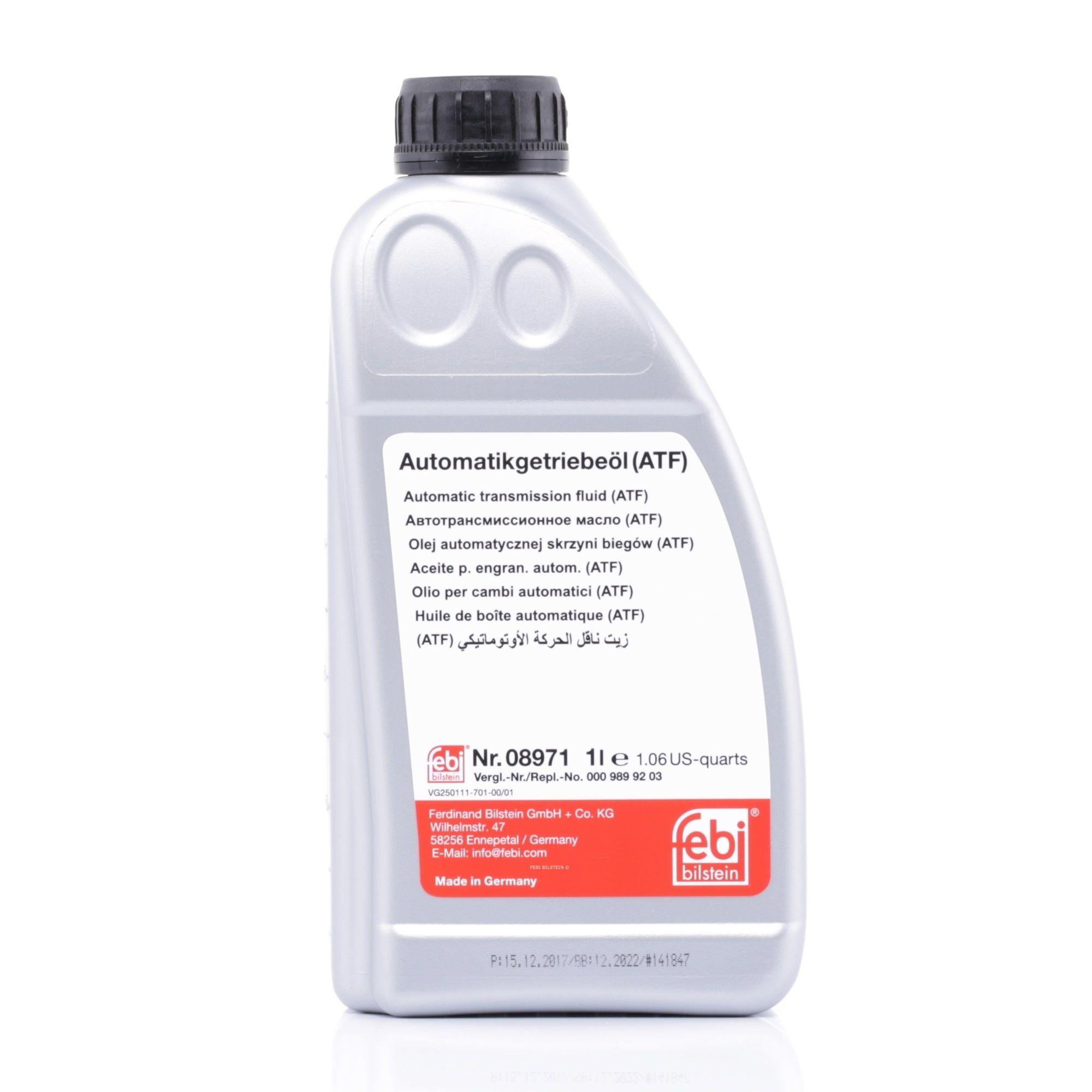 Hydrauliköl FEBI BILSTEIN ZFTEML11 Bewertung