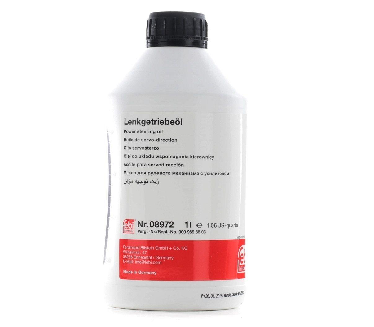 Hydrauliköl FEBI BILSTEIN ZFTEML14A Bewertung