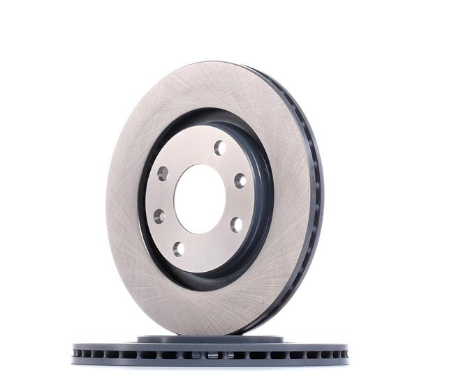FEBI BILSTEIN 10321 Disc brake set