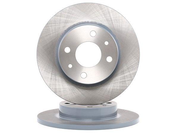 Brake Disc 10619 PANDA (169) 1.2 MY 2008