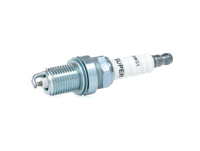 Запалителна свещ разст. м-ду електродите: 0,7мм с ОЕМ-номер 12121705914