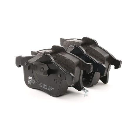 Bremsbelagsatz, Scheibenbremse Breite: 70,6mm, 76,0mm, Dicke/Stärke 1: 20,3mm mit OEM-Nummer 1 605 996