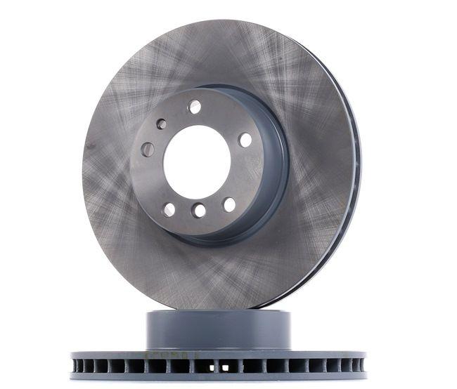 Bremsscheibe Bremsscheibendicke: 30mm, Ø: 324,0mm mit OEM-Nummer 3411 1165 859