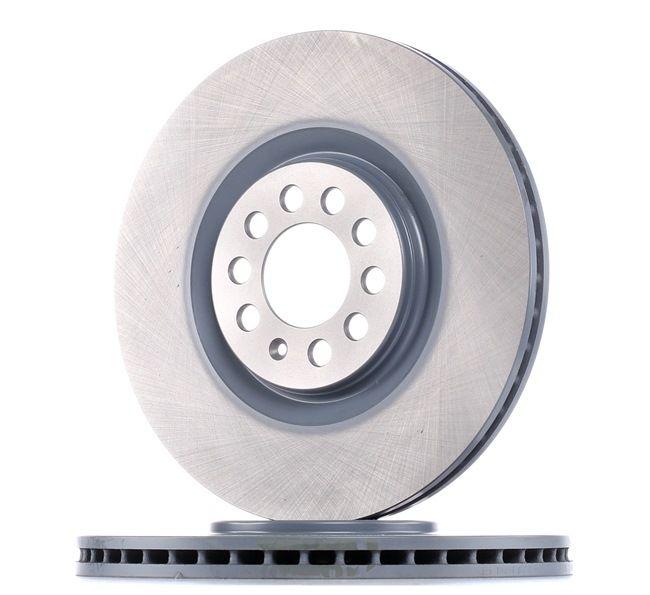 Bremsscheibe Bremsscheibendicke: 25mm, Ø: 312,0mm mit OEM-Nummer 8N0 615 301A