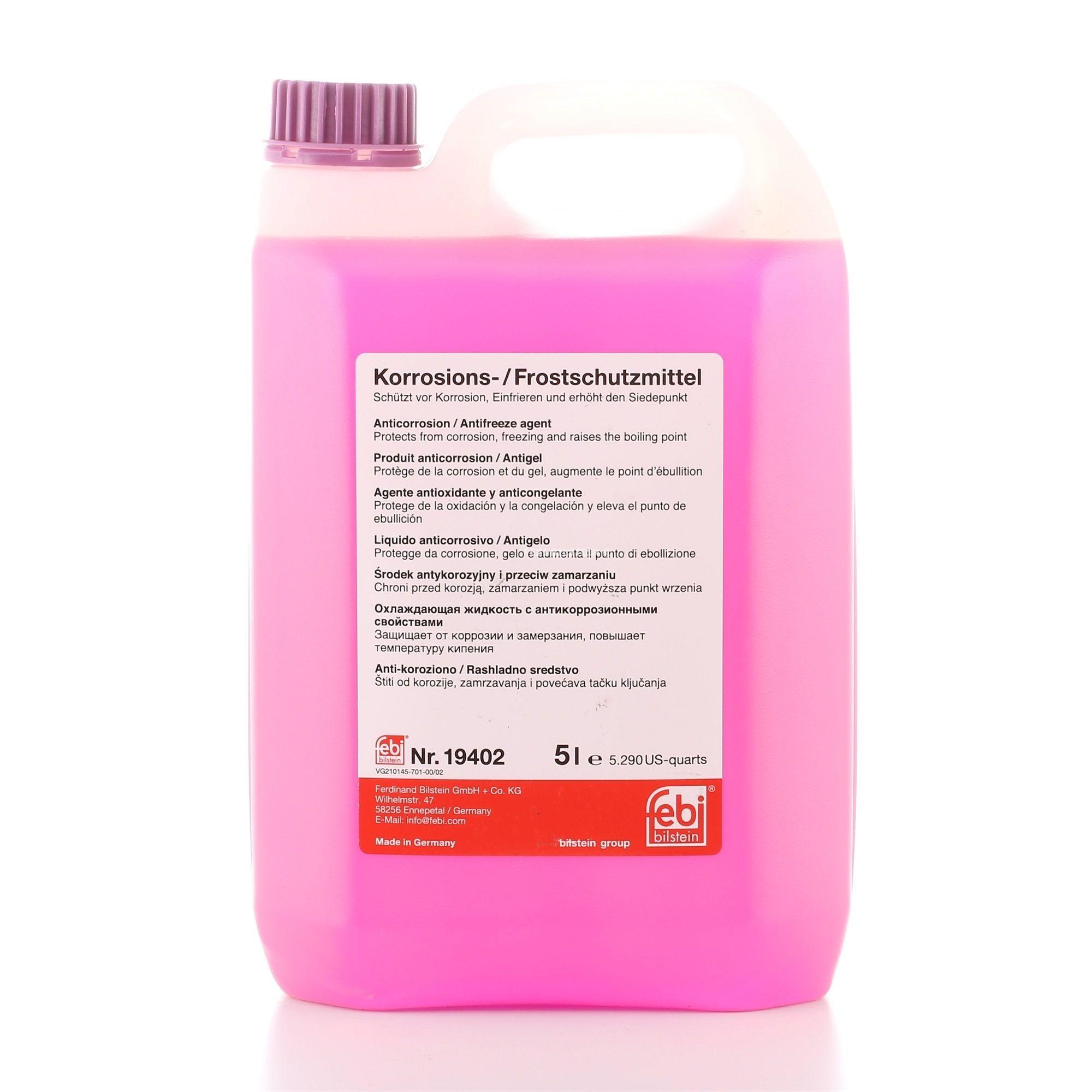 Glycol antifreeze FEBI BILSTEIN VWTL774D rating