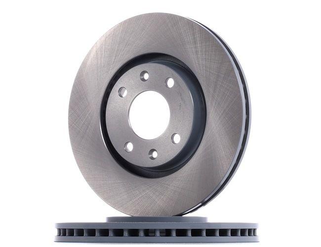 Bremsscheibe Bremsscheibendicke: 26mm, Ø: 283,0mm mit OEM-Nummer E 169 142