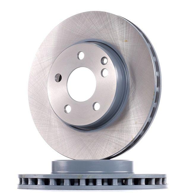 Frenos de disco FEBI BILSTEIN 1879829 Eje delantero, Ventilación interna, revestido