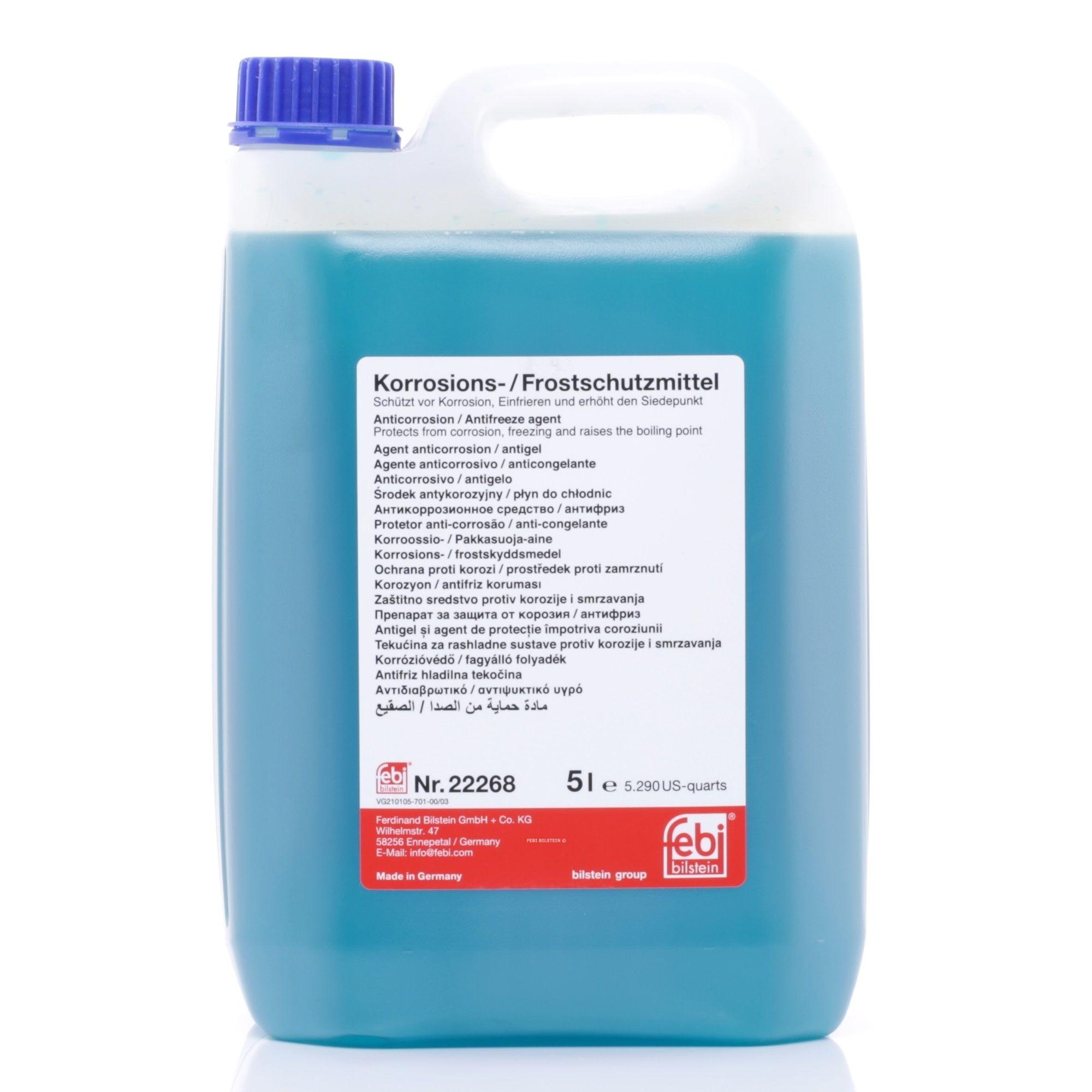 Glycol antifreeze FEBI BILSTEIN VWTL774C rating