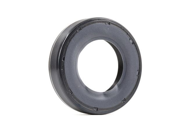 Shaft Seal, manual transmission flange 22448 FEBI BILSTEIN Right Front