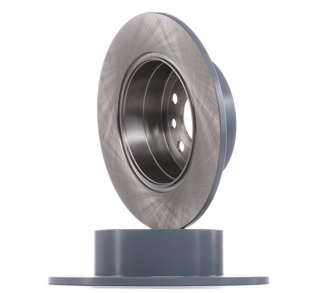 Bremsscheibe Bremsscheibendicke: 9,9mm, Ø: 286,0mm mit OEM-Nummer 483 9338