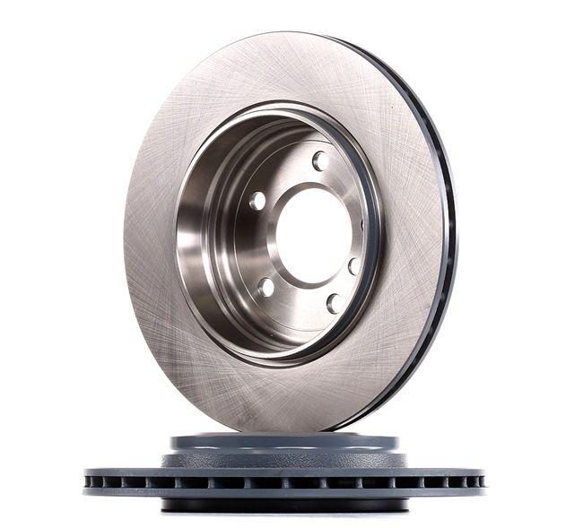 Bremsscheibe Bremsscheibendicke: 21,8mm, Ø: 320,0mm mit OEM-Nummer 34 201 166 073