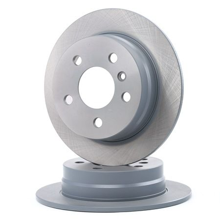 Brake discs and rotors FEBI BILSTEIN 1882146 Rear Axle, Solid, Coated