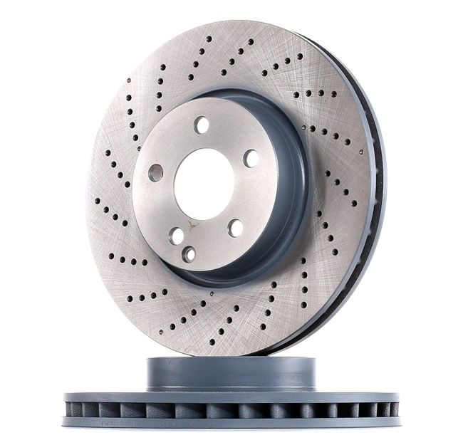 Brake Disc 30553 E-Class Saloon (W212) E 350 3.5 4-matic (212.088) MY 2015