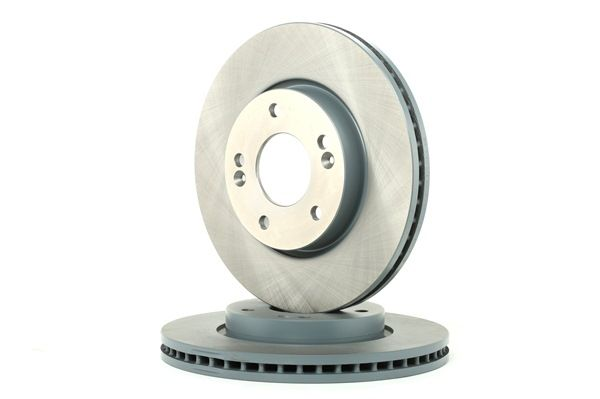 Brake discs and rotors FEBI BILSTEIN 1887530 Front Axle, Internally Vented, Coated