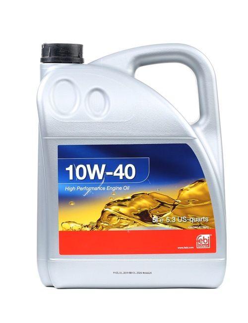 Aceite motor 10W-40, Capacidad: 5L, aceite parcialmente sintético EAN: 4027816329336
