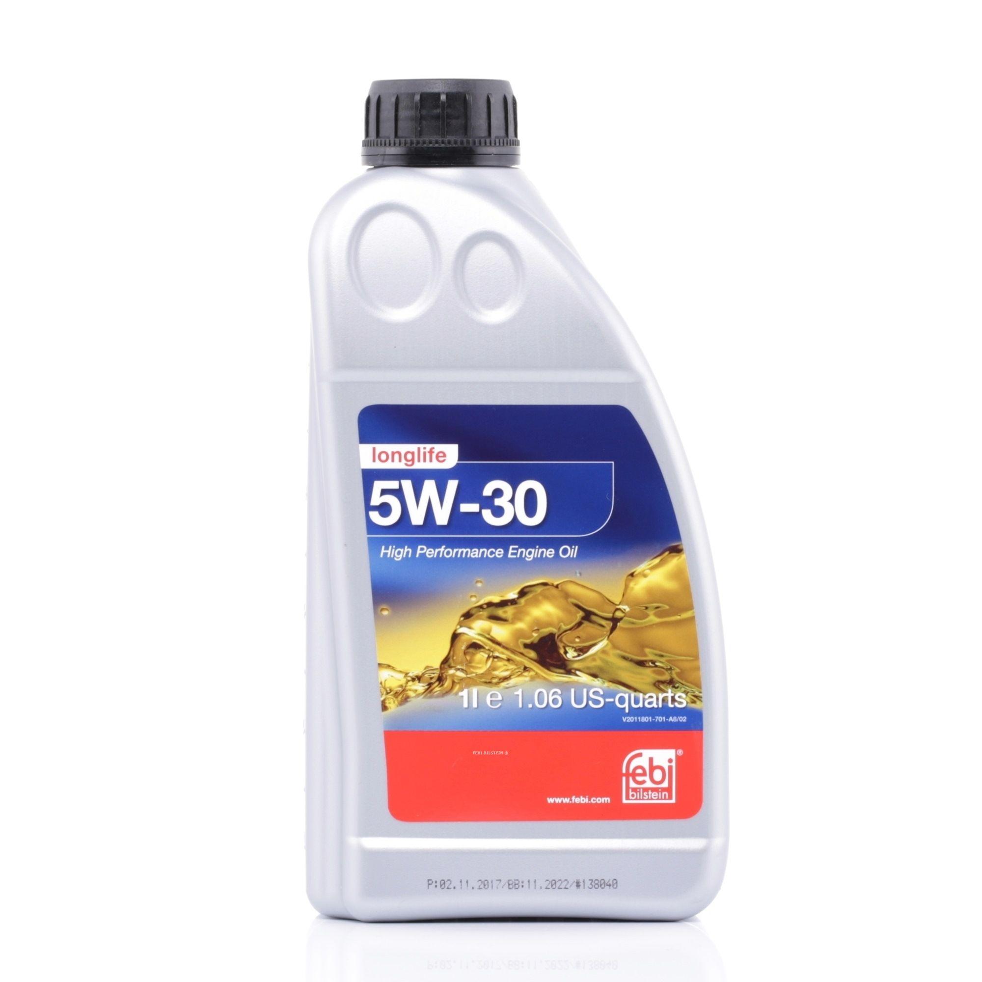 ol FEBI BILSTEIN VW50500 Bewertung