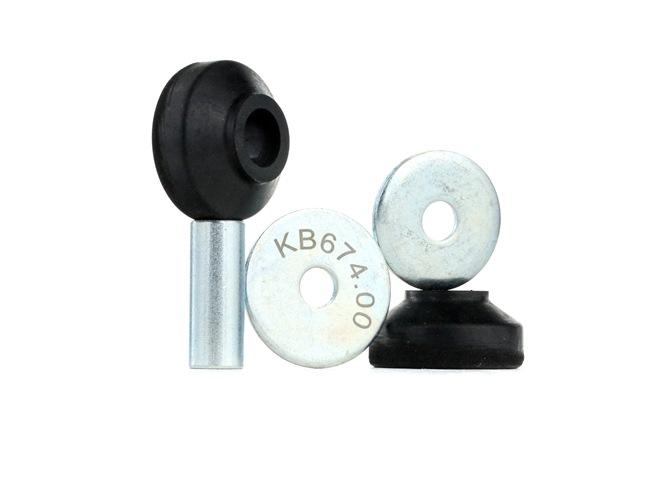 Amortiguación Accord VII Berlina (CL, CN): KB67400 SNR