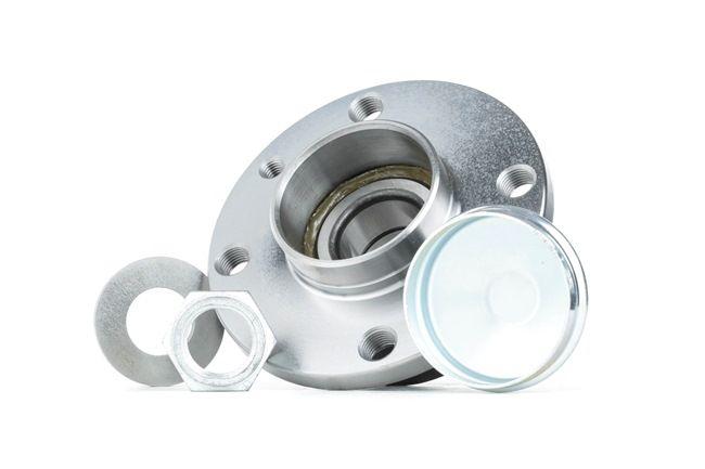 Buje de rueda SNR 1928786 con anillo sensor magnético incorporado