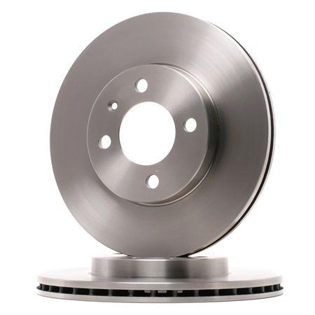 Bremsscheibe Bremsscheibendicke: 20,00mm, Felge: 4,00-loch, Ø: 256mm mit OEM-Nummer 6NO615301D