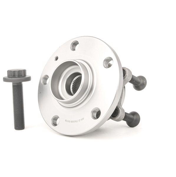 Kit de roulement de roue Ø: 81,00mm, Diamètre intérieur: 29,00mm avec OEM numéro 5K0498621