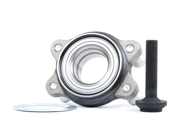 Wheel Bearing Kit Ø: 92mm with OEM Number 4F0598625B