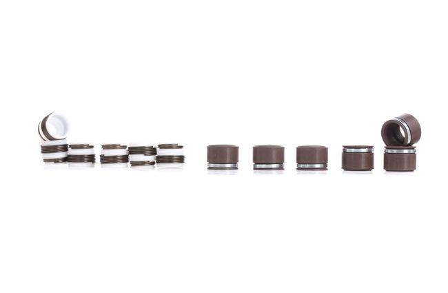Dichtungssatz, Ventilschaft Ventilschaft-Ø: 9mm, D2: 10,2mm mit OEM-Nummer 123 050 01 67