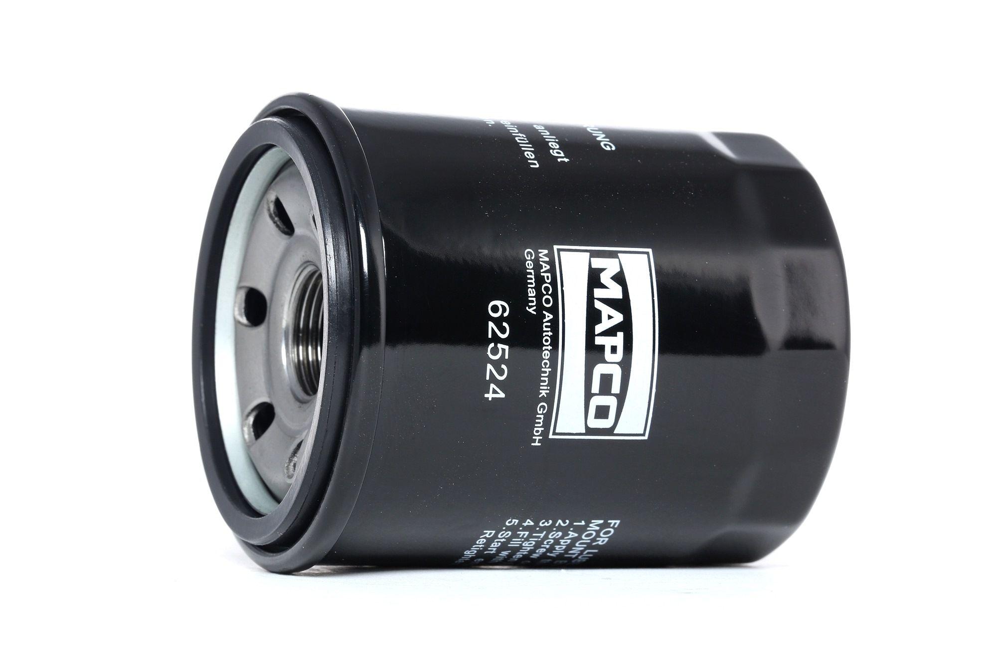Filter MAPCO 62524 Bewertung
