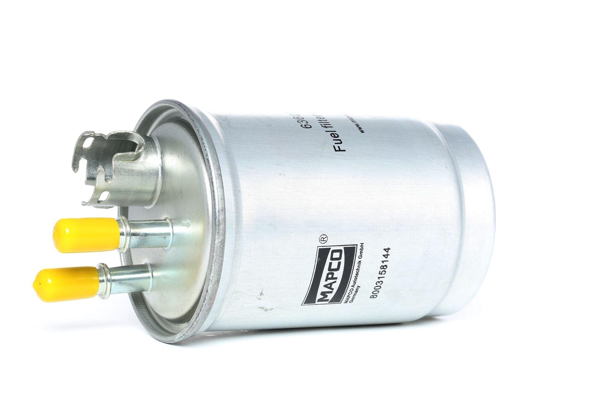 Kraftstofffilter MAPCO 63605 für FORD