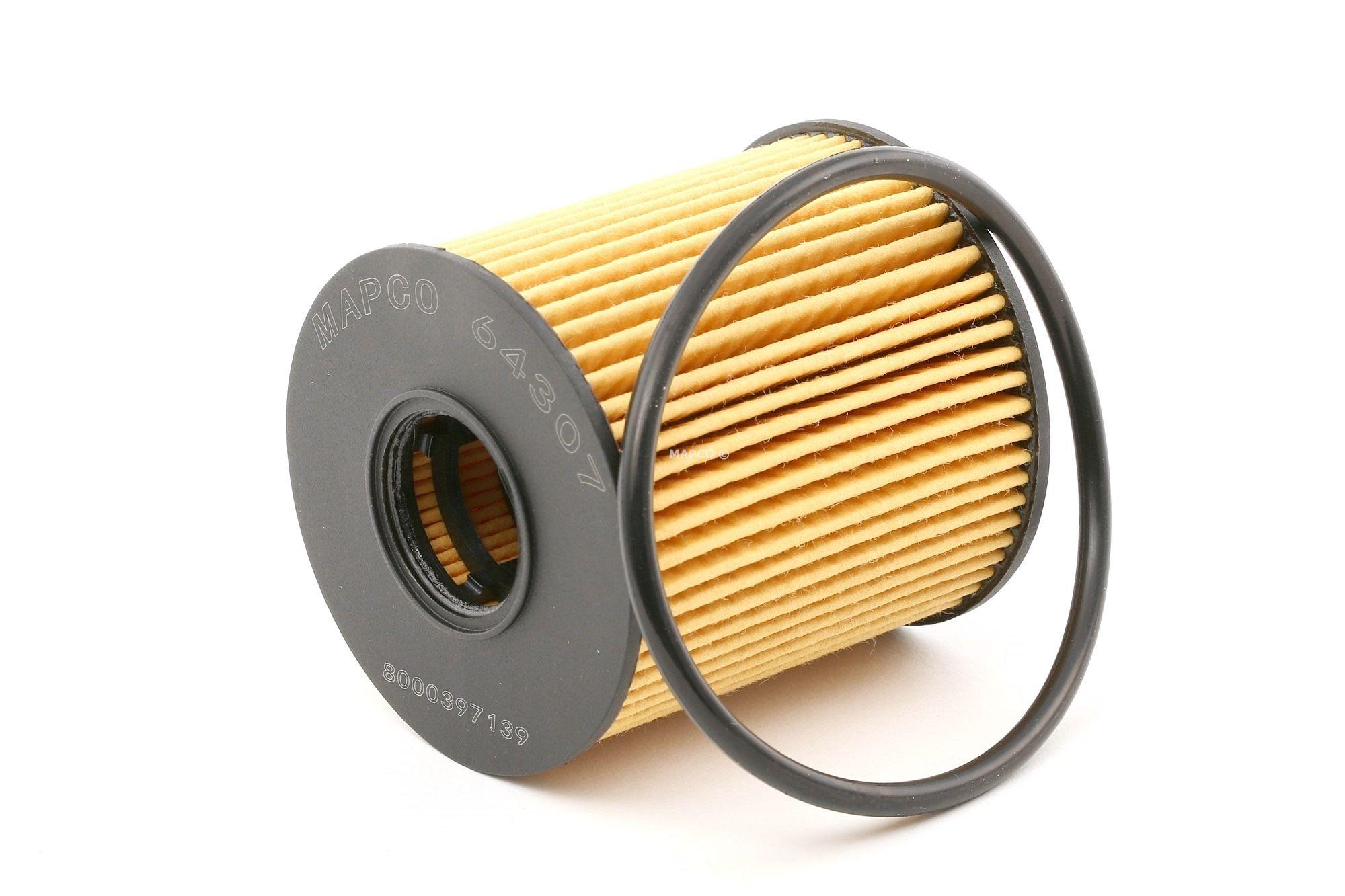 Filter MAPCO 64307 Bewertung