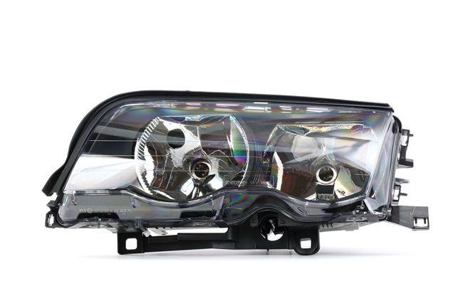 Hauptscheinwerfer 20 08 09 3 Limousine (E46) 320d 2.0 Bj 2001