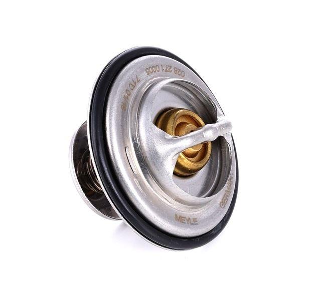 OEM Thermostat, coolant MEYLE 0282710005