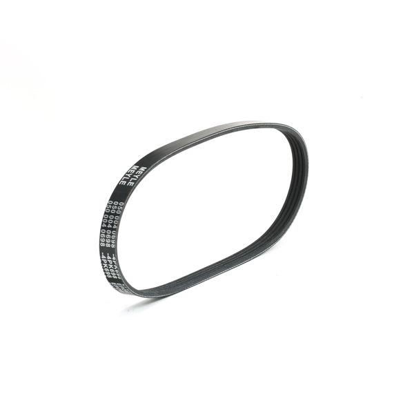 V-Ribbed Belts 050 004 0698 PUNTO (188) 1.2 16V 80 MY 2004