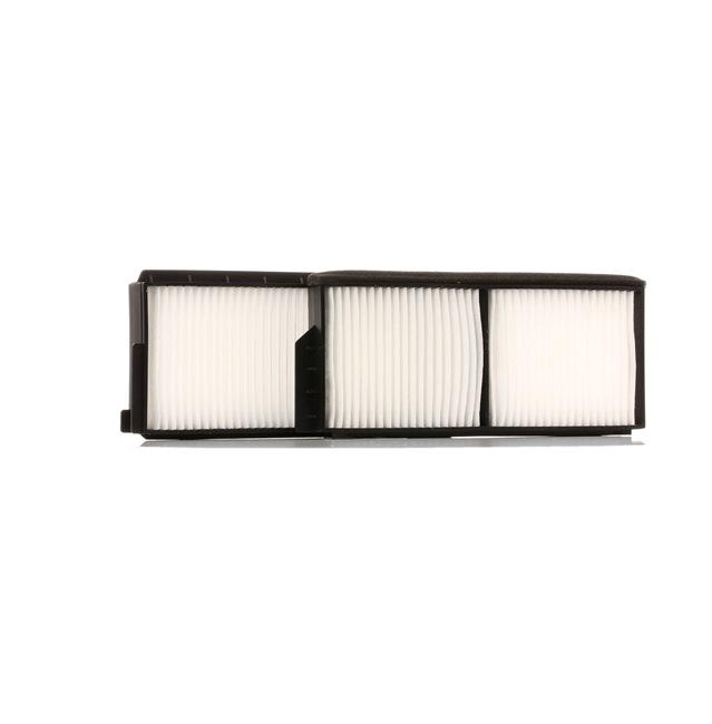 Cabin filter JAPANPARTS 2162360 Filter Insert