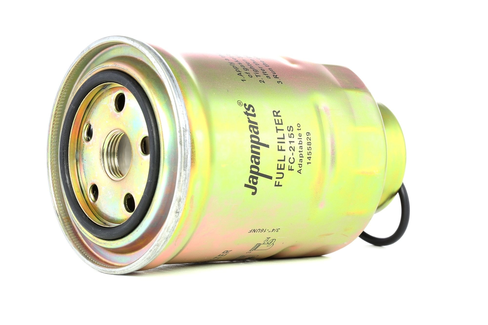 Fuel filter JAPANPARTS FC-215S rating