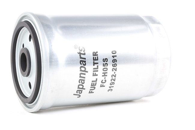 Fuel filter JAPANPARTS 2162664 Screw-on Filter