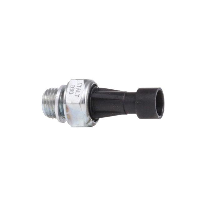 FACET Interruptor de control de la presión de aceite IVECO Presión [bar]: 0,30bar, Made in Italy - OE Equivalent
