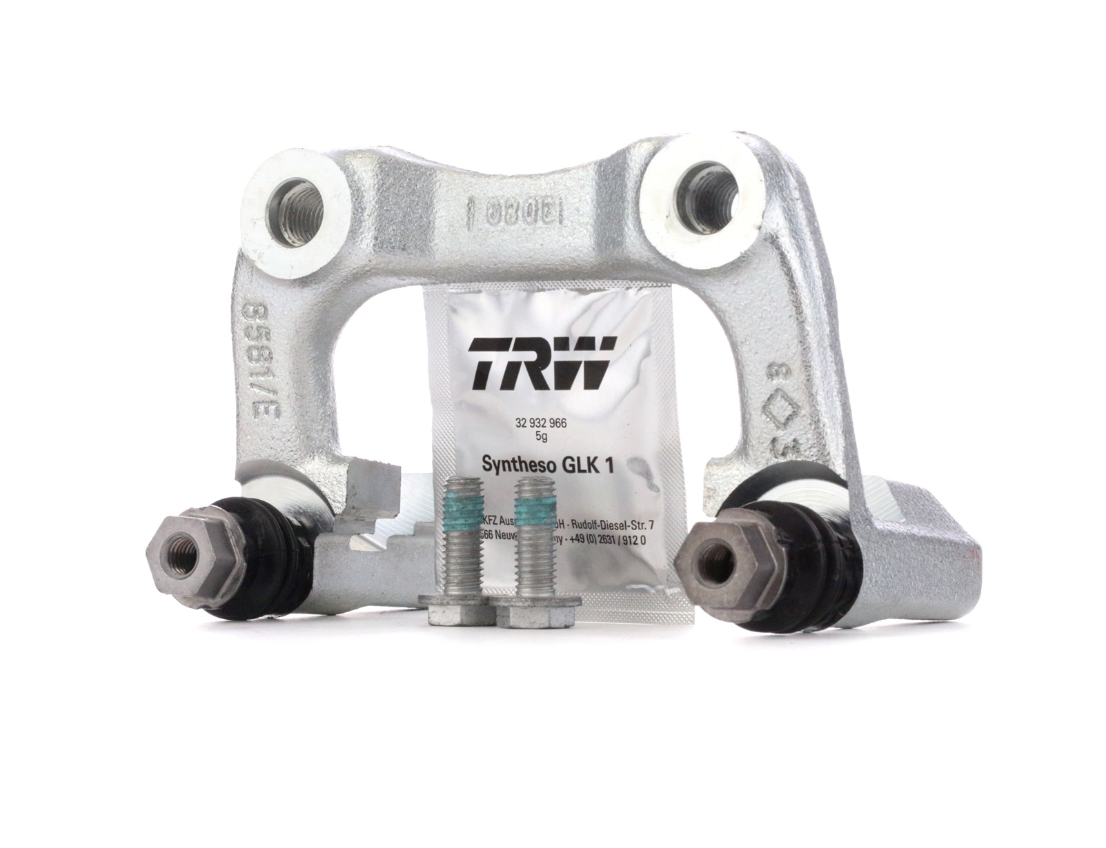 Brake Caliper Bracket TRW BDA581 rating