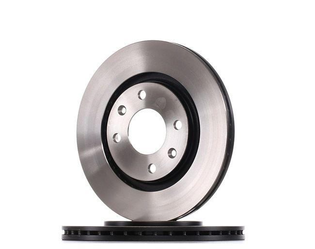TRW DF1220 Disc brake set