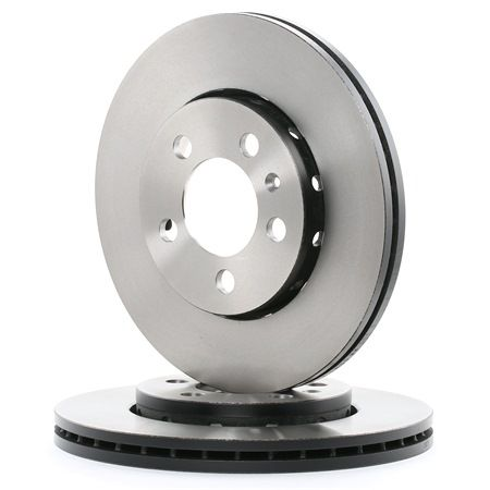 OEM Brake Disc DF2803 from TRW
