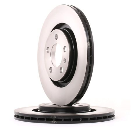 Bremsscheibe Bremsscheibendicke: 22mm, Lochanzahl: 5, Ø: 280mm mit OEM-Nummer 1J0 615 301 P