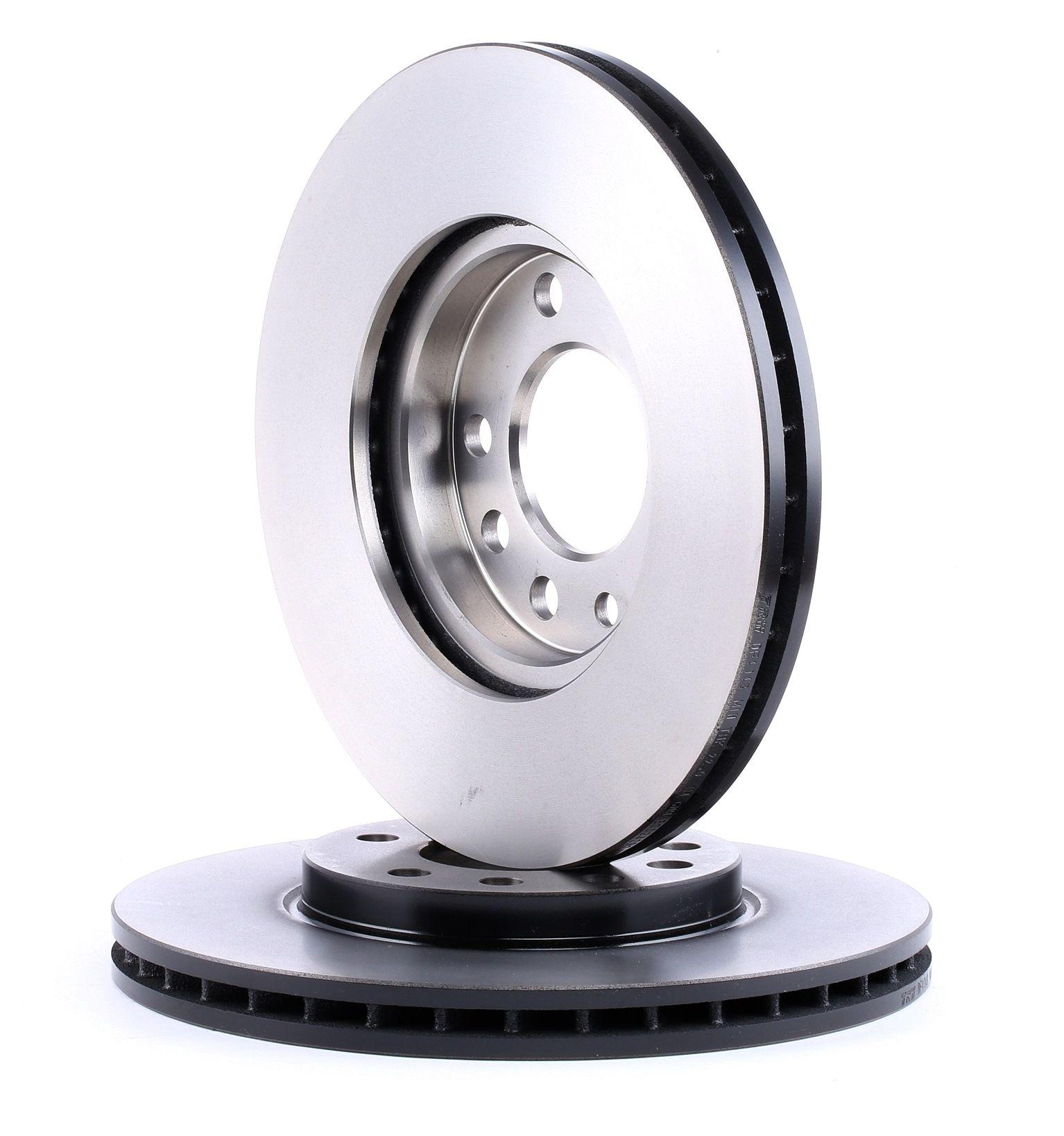 Brake Rotors TRW DF4048 rating