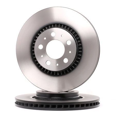 OEM TRW DF4053S VOLVO V70 Brake discs and rotors