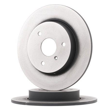 TRW DF4135 Discos de freno