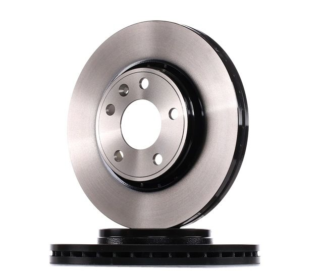 Brake discs and rotors TRW 2189493 Vented, Painted, High-carbon